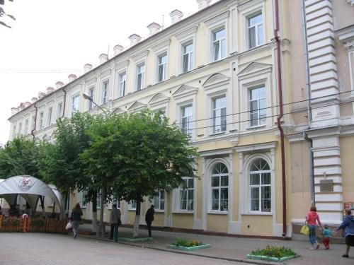V Tsentre Apartments