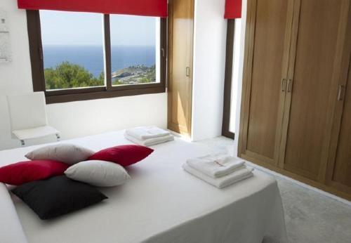 Six-Bedroom Holiday Home in Sant Antoni de Portmany / San Antonio with Terrace