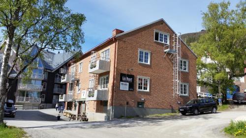 Gästhuset i Åre