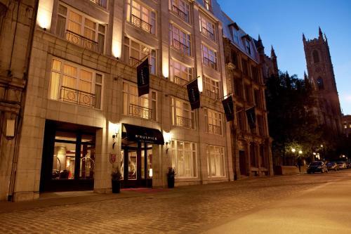 蒙特利爾聖薩爾匹斯酒店