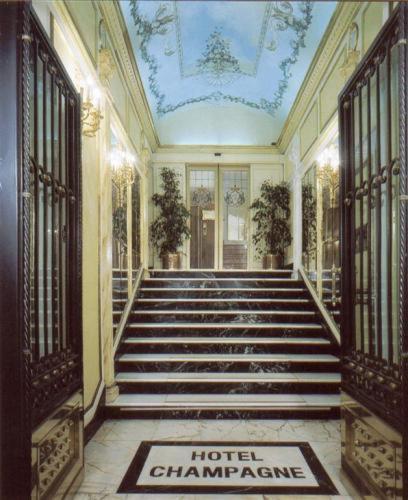 Hotel Champagne Garden Roma