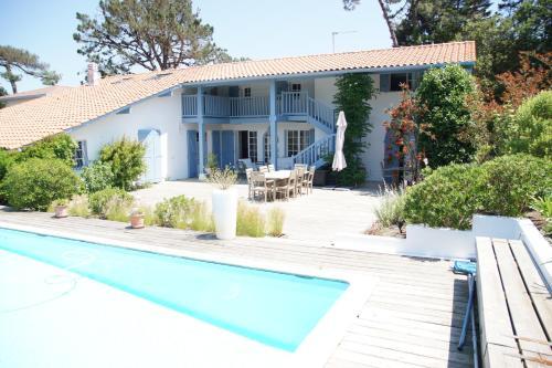 Hoteles en anglet con piscina for Chambre d hotes anglet