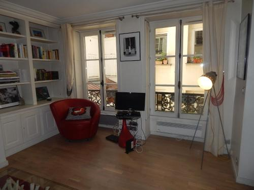 Apartment Paris Gravilliers