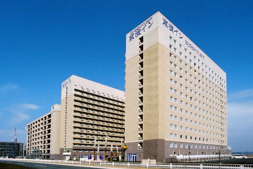 Toyoko Inn Chubu Kokusai-kuko Honkan Orange Side