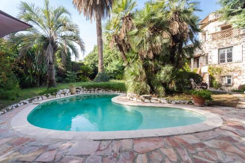 Villa De Caractère Entre Nice Et Cannes