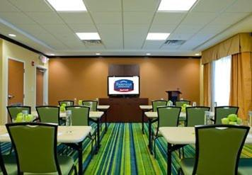 Fairfield Inn And Suites Commerce Review