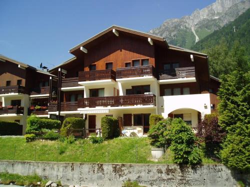 Appartement Les Jardins du Mont Blanc