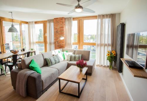 Stay-In Riverfront Lofts