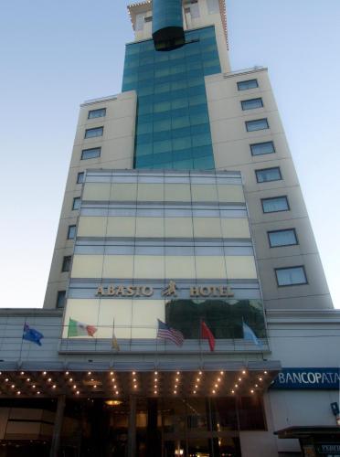 Resultado de imagen de hotel abasto buenos aires