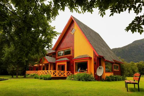 Hotel y Cabañas Patagonia Green