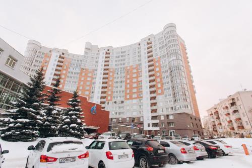 Alesya Apartments on Malisheva Street