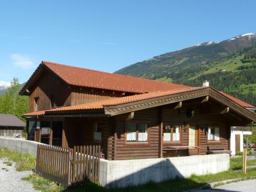 Holiday home Chalet Habach Bramberg