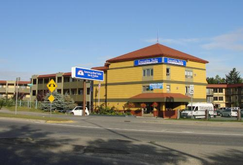 Americas Best Value Inn Executive Suite Airport Anchorage