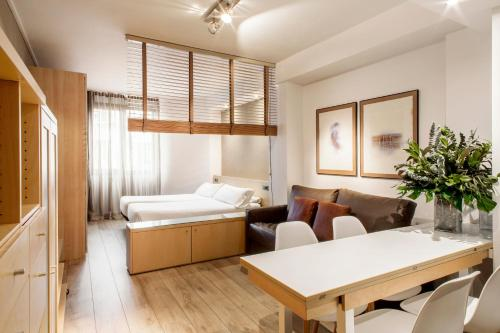 Barcellona aparthotel residence a for Appart hotel 08028
