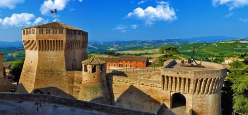 Affittacamere Borgo Gramsci 10