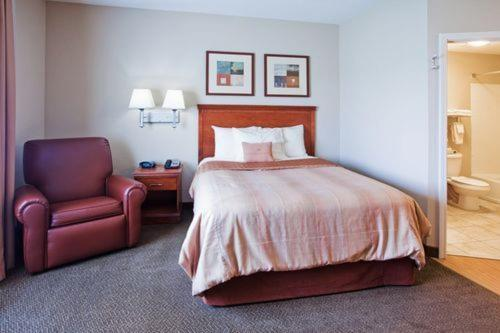 Candlewood Suites Warner Robins Review