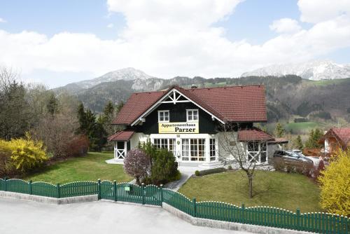 Appartementhaus Parzer