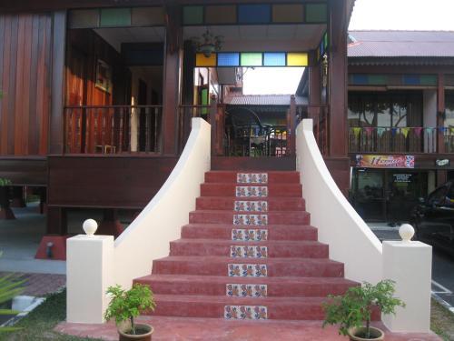 Villa Meriah Kampung Morten