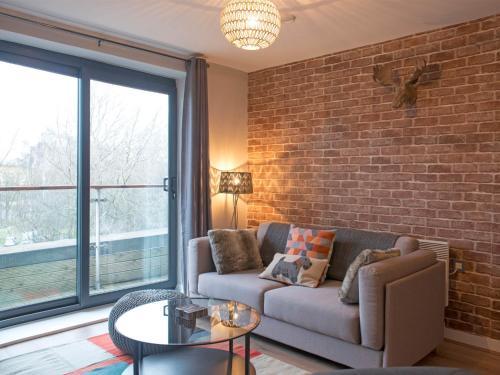 Lancaster City Apartment