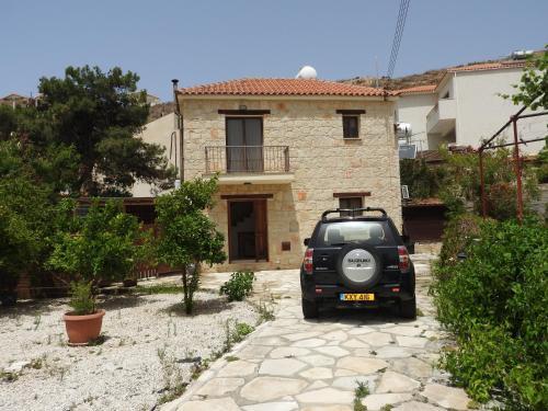 Pissouri Stone House