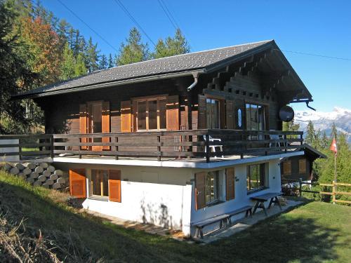 Holiday home Froidmont La Tzoumaz