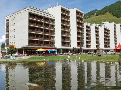Apartment Rosablanche XXXVIII Siviez