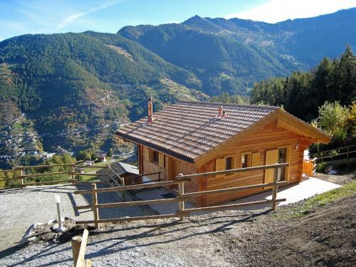 Holiday home Petite-Arvine La Tzoumaz