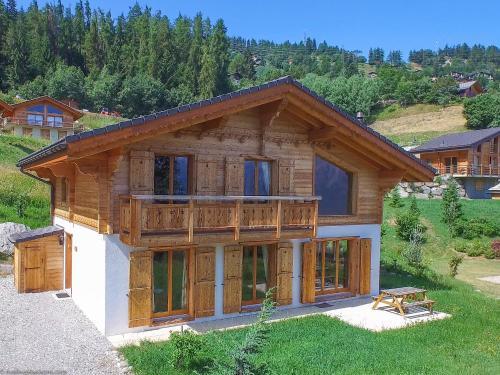 Holiday home Orchidee La Tzoumaz