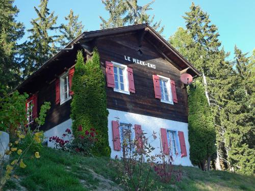 Holiday home WeekEnd Crans-Montana/Les Briesses
