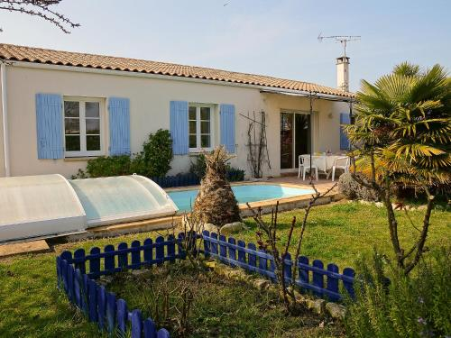 Holiday home Les Bardieres Dolus d'Oleron