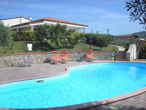 Apartment Agriturismo Sea View Trilo I S Maria Di Ricadi