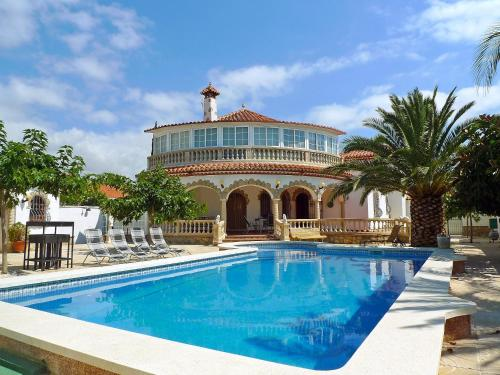 Holiday home Rustical Mont-Roig VI Miami Platja