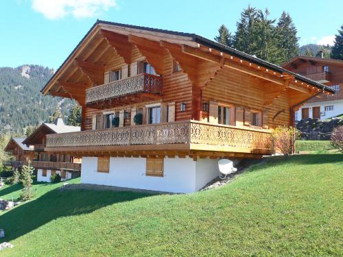 Holiday home Petit Roc Villars-sur-Ollon