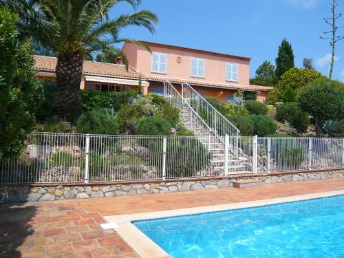 Holiday home Mas Di Roitelet Les Issambres