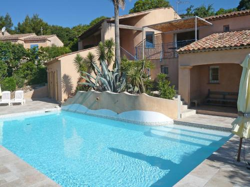 Holiday home Le Petit Rouveau Sainte Maxime