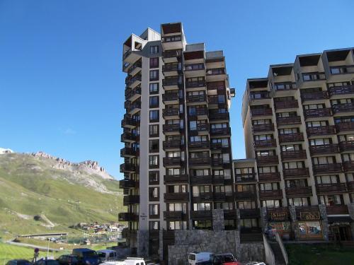 Apartment Moutieres VII Tignes
