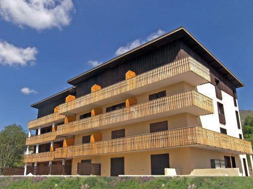 Apartment Soleil III La Toussuire