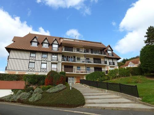 Apartment La corniche du Mont Canisy Blonville sur mer