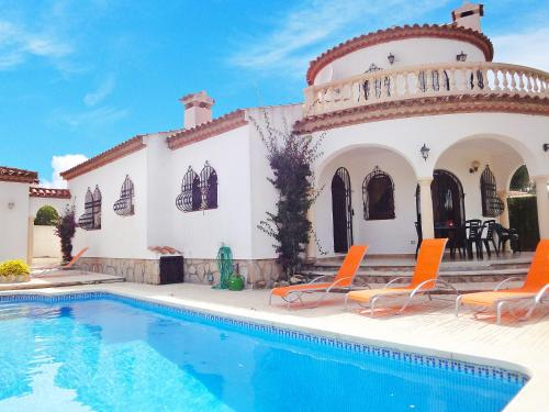 Holiday home Rustical Mont-Roig VII Miami Platja