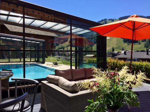 Chalet Hotel Alpina