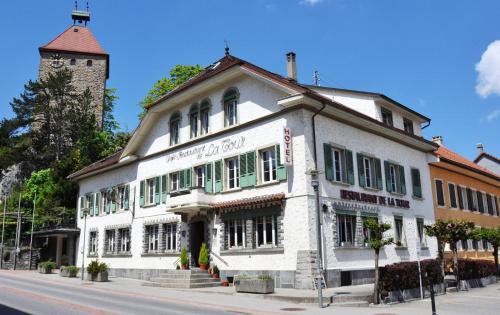 Hôtel-Restaurant de la Tour