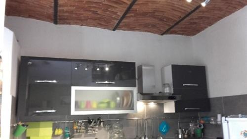A cozinha ou cozinha compacta de L'Angolo di Niki