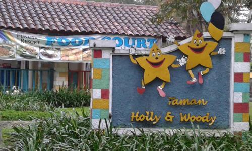 Villa Puncak Resort Geulis 56