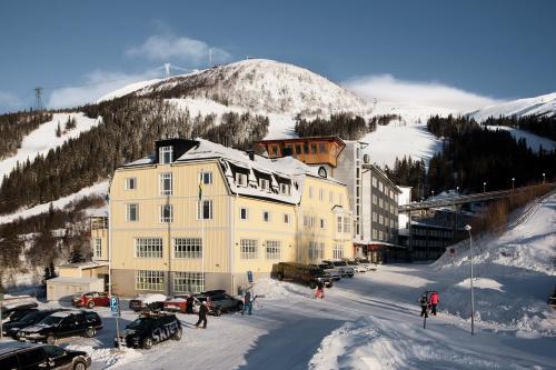 Tott Hotell Åre