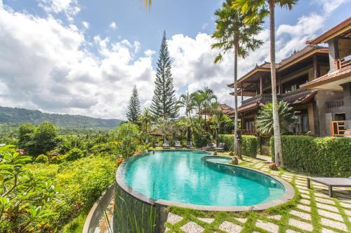 Sidemen Hotel Villa Karma Loka Indonesia