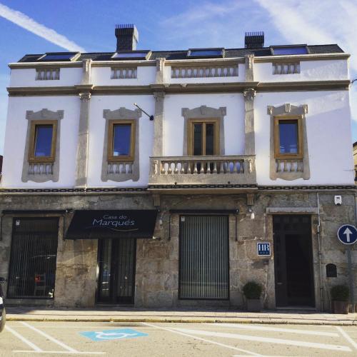 Hotel Casa do Marqués (Espanha Baiona) - Booking.com