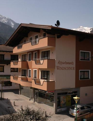 Appartements Windschnur