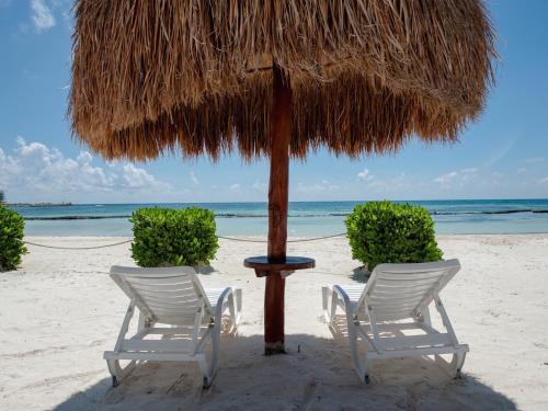 Riviera Maya Haciendas - Beach Front Condo