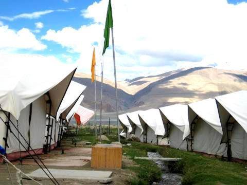 Nomadic Life Camp