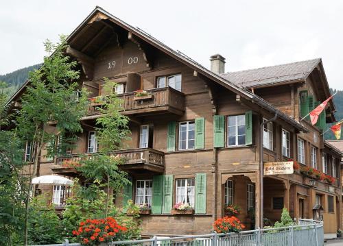 Hotel Wildhorn